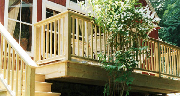 custom decks stamford ct