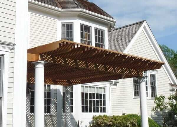 pergola new canaan ct